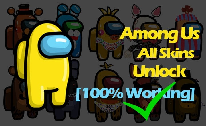 among us all skins unlock, among us skins free, among us mod apk always imposter hack