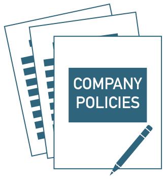 Company Policies Templates