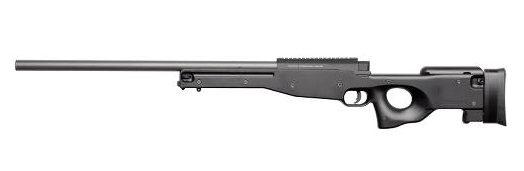 ASGs Accuracy International AW .308 Sniper Rifle Replica
