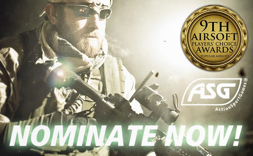 Vote ASG! Make it count!