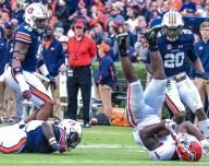 Georgia vs Auburn