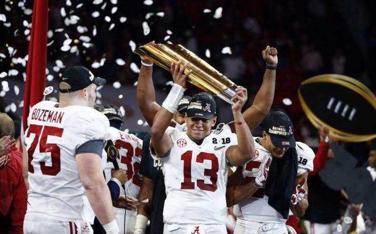 huge discount 60860 7db53 Alabama Breaks Georgia's Heart National Champions – Action ...