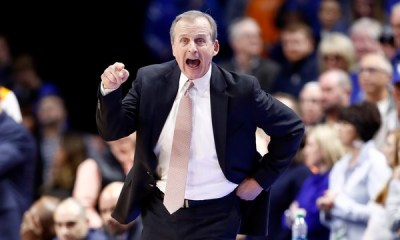 Rick Barnes SEC Coach of the Year