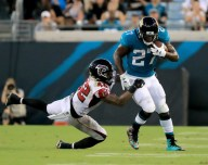 Falcons vs Jags