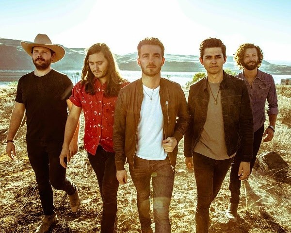 Best New Country Artist Lanco to Perform at Atlanta Motor Speedway Nascar Weekend