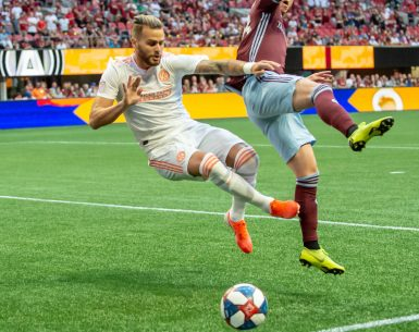 Julian Gressel's makes lone score for Atlanta United