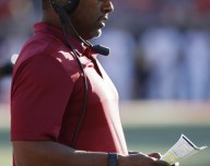 Willie Taggart Head Coach Florida State University