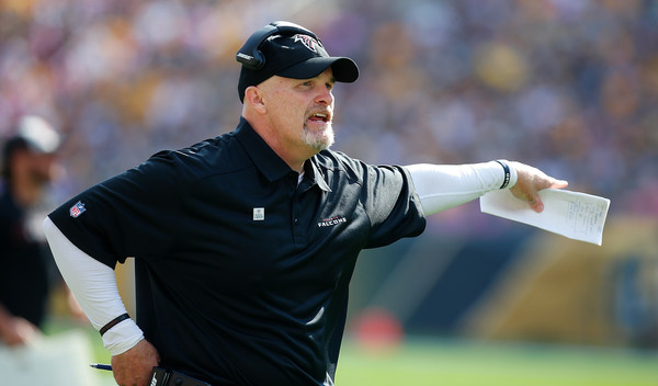 Dan Quinn may be facing a make or break year in Atlanta #inbrotherhood, #falcons, #NFL, #ATL, #
