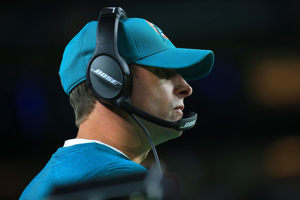 Adam Gase is the new coach of the New York Jets