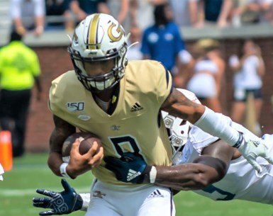 Georgia Tech suffer embarrassing loss to Virginia Tech