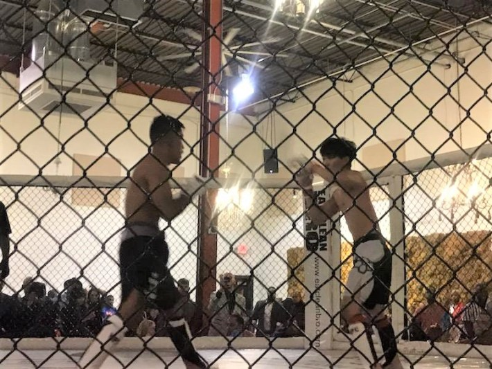Seungju Andrew Kim mixed achieves martial arts dream became a reality