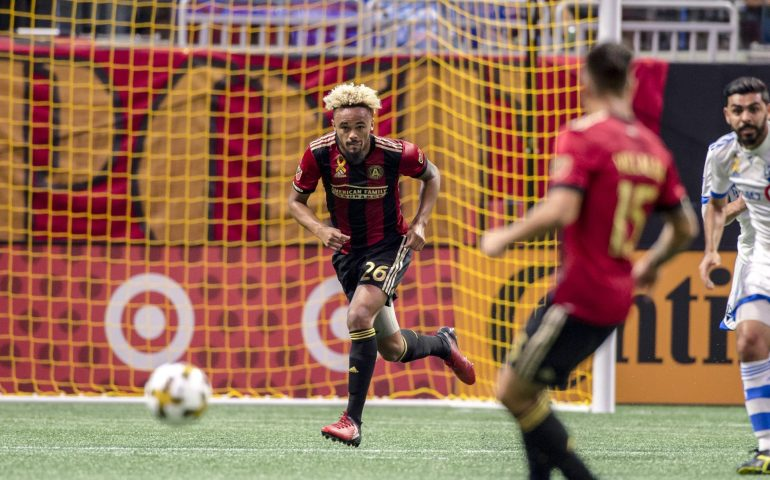 Atlanta United re-signs Anton Walkes for the 2019 season. Walkes featured for Atlanta during the 2017 season.