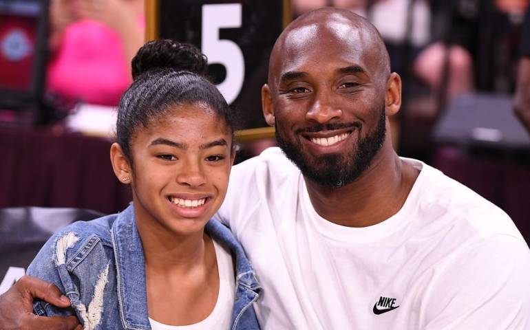 Kobe Bryant, along with his daughter Gianna, passed away Sunday in California after a helicopter crash