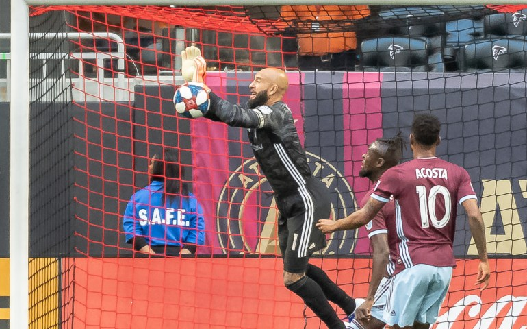 #atlutd, MLS Soccer is back