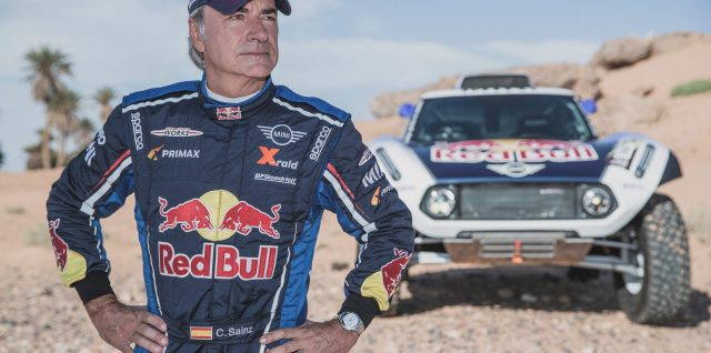 Interview: Sainz Sr and Jr reveal car passion that brought them together