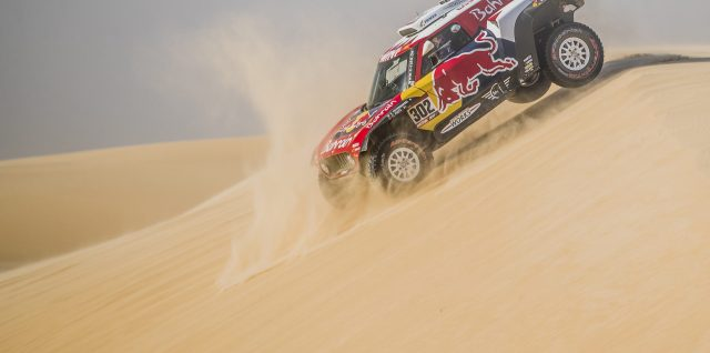 Motorsport / Dakar Rally / 2021 race returns to challenging Saudi Arabian landscapes