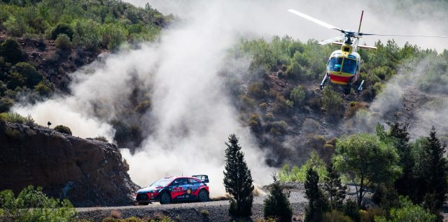 FIA World Rally Championship / Rally Turkey / Neuville on top after dramatic Saturday
