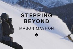 Why Snowboarding Photographer Mason Mashon Always Sees Something New In The Whistler backcountry