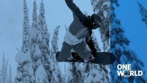 Watch Terje Haakonsen Cat Track Snowboarding Like a Boss