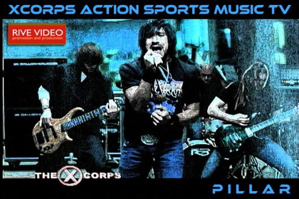 Xcorps16TheMusicPILLARposter