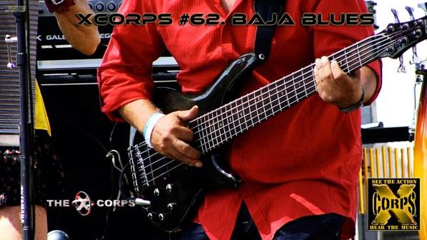 Xcorps62BajaBluesBASEposter