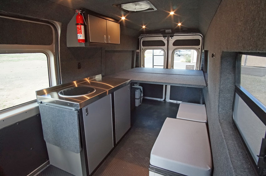 Bring Us Your Sprinter or Promaster – Build Slots Available in November