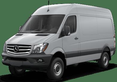 2017 4×4 Sprinter Vans For Sale