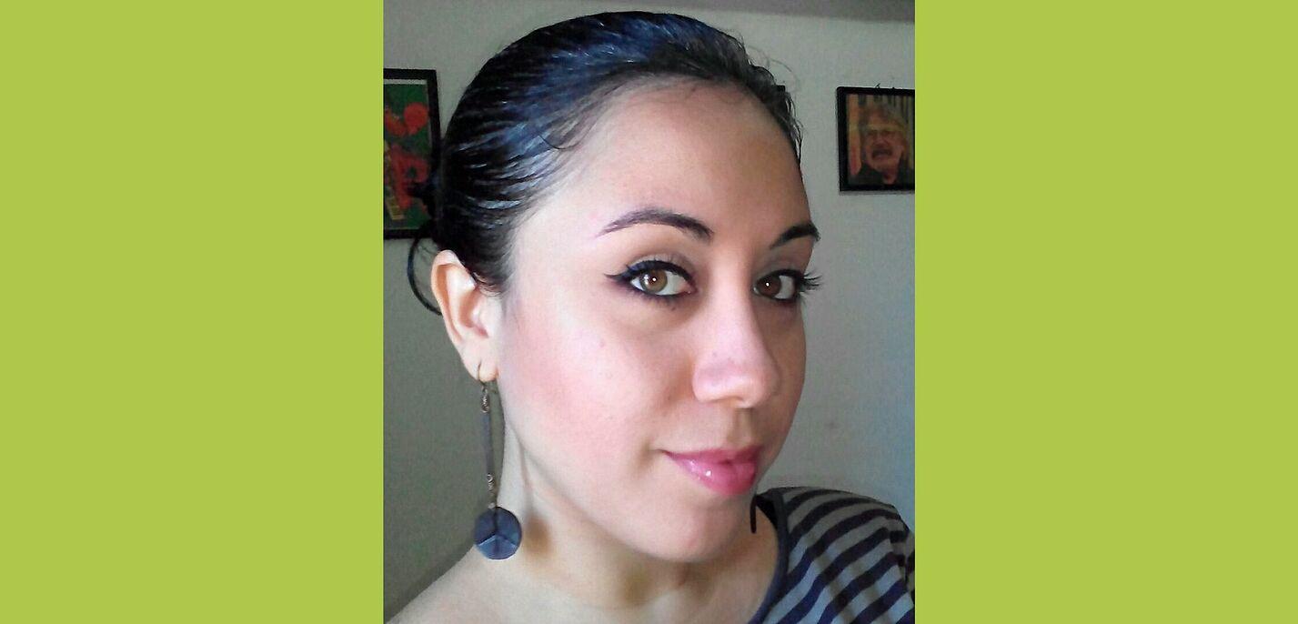 Nuestra diseñadora Nadiuska Ruiz