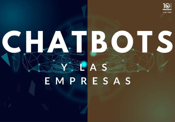 Chatbots en las empresas