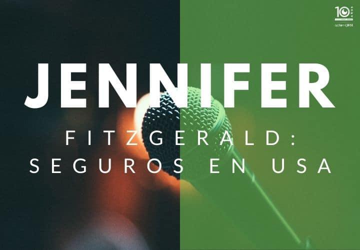 Entrevista a Jennifer Fitzgerald