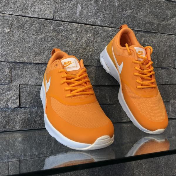 Adidasi Nike Air Max Thea Portocaliu 599409-806