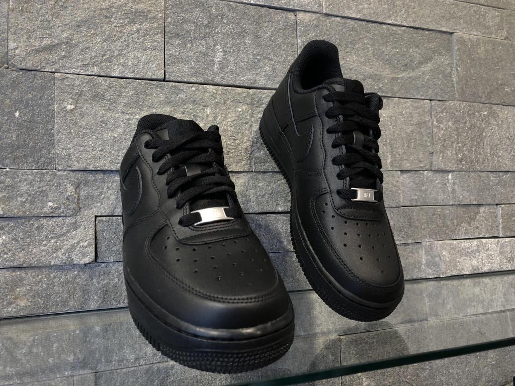 Adidasi Nike Air Force Negru 315122-001