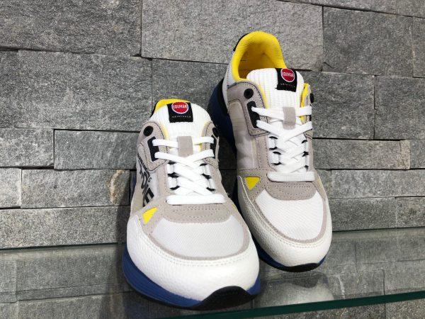 Pantofi Colmar Supreme X-1 Chunky Alb 205
