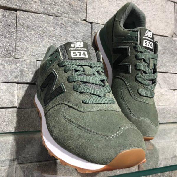 Pantofi New Balance Bărbați ML574NFE Verde