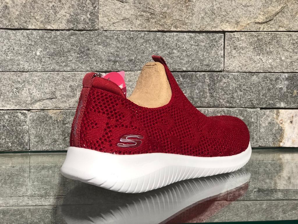 Pantofi Skechers Talker Rosu 149009-RED
