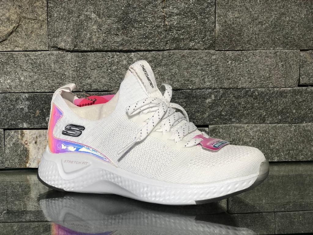 Pantofi Skechers Gravity Alb 149025-WSL
