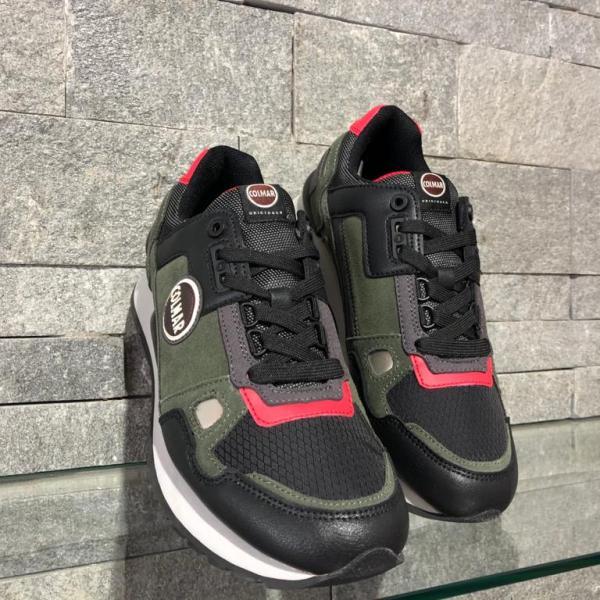 Pantofi Colmar Midnite Verde 122