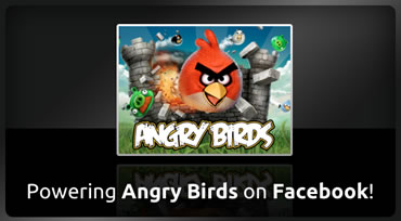 Starling Framework Angry Birds