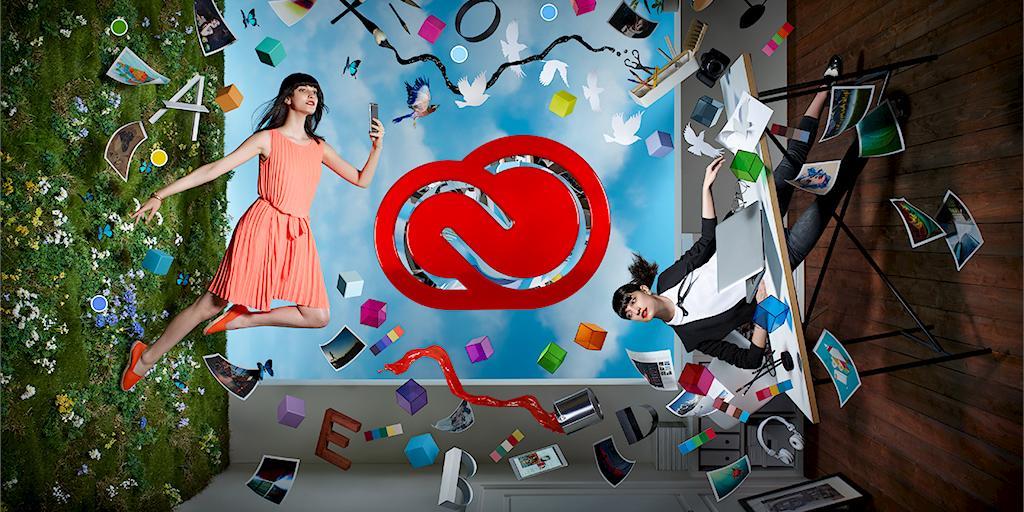 Lanzamiento de Creative Cloud 2015