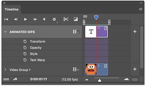 Crea tus GIFs animados con Photoshop CC