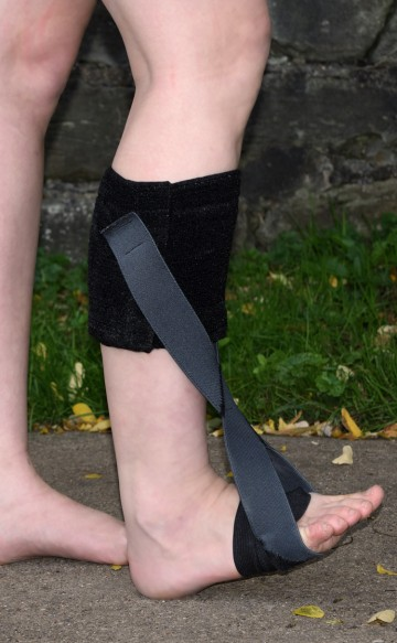 Train Healthy Foot and Ankle Posture and Alignment