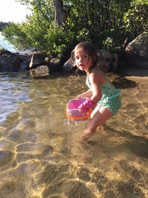 ActivArmor Saves 3 Year Old Girl's Summer Vacation!