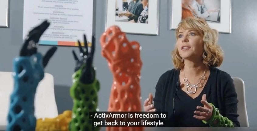 Quincy Medical Group promotes ActivArmor