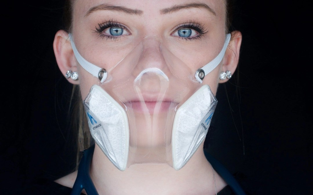 ActivArmor Launches a Lower Cost, Self-Fit Transparent Facemask Option!