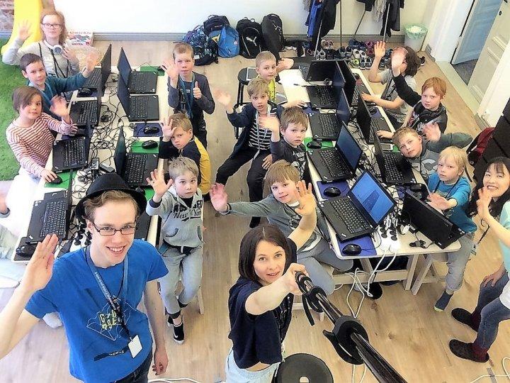 escuela de finlandia