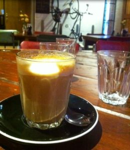 Coffee; Third Place