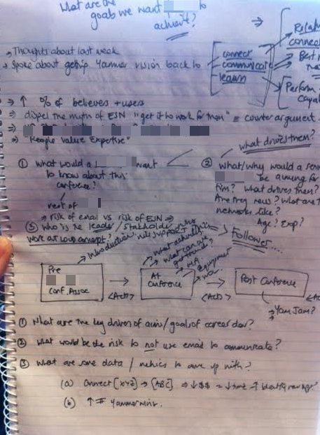 More client notes...