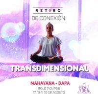 RETIRO DE CONEXIÓN TRANSDIMENSIONAL