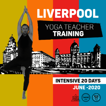 LIVERPOOL INTERNATIONAL YOGA TEACHER  TRAINING- UK