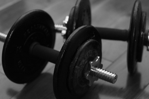 Are there Alexander Technique exercises - the equivalent of these dumbbells?